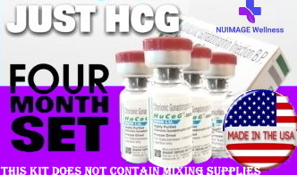 4 month Hcg with no supplies